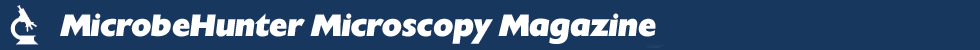 Microbehunter Microscopy Magazine Logo