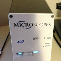 uSCOPE MX II digital microscope