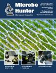 Microbehunter Microscopy Magazine Cover