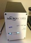 uSCOPE MX II digital microscope