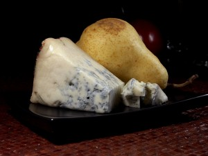 Blue Cheese (Public domain by Jon Sullivan)